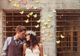 бабочки для фотосессии