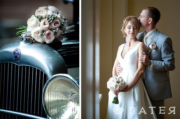 vip букет невесты витебск