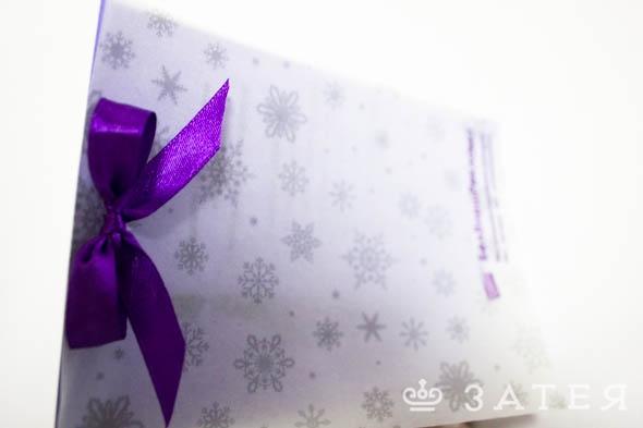 открытки новогодние заказать